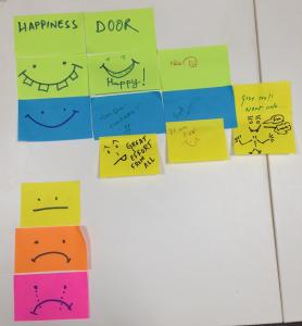 HappinessDoor