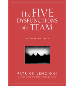 FIveDysfunctionsOfATeam
